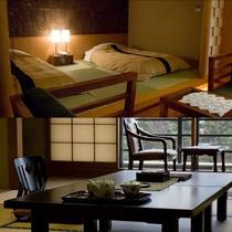 本館和室例