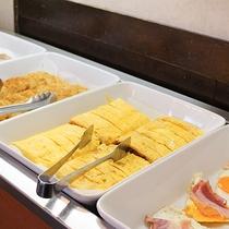 *朝食バイキング一例/一品ずつ手作りされたメニューは心と体を元気にしてくれます。