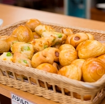 ソーセージパン 枝豆チーズ!!