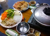 ★絶品★カニスキ料理