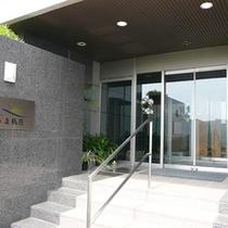 *【施設】当館入口