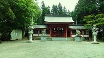 富士御室浅間神社 本宮