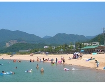 台海水浴場