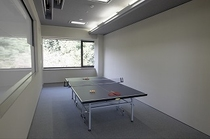 卓球ルーム