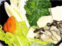 牡蠣料理 一例