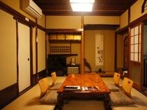 【離れ 華笑】和室2間の広々したお部屋です。