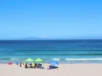 白浜ビーチ