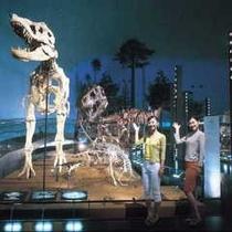恐竜博物舘