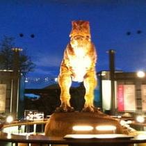恐竜博物館 ティラノザウルス