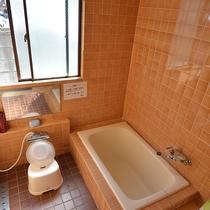 【貸切風呂】小浴場(人工温泉)