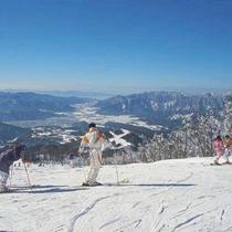 【周辺観光】スキージャム勝山(当館より車で約60分)
