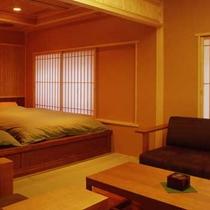 専用露天風呂付き客室