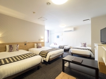 【フォース】■30平米■ベッド140cm幅1台・110cm幅1台・100cm幅2台