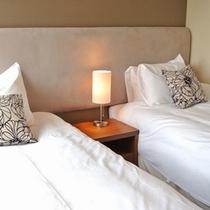 *【プレミアム/2LDKルーム】清潔なベッドでぐっすり安眠♪