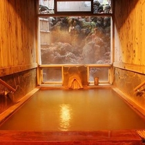 館内 浴場