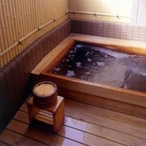 500桧露天風呂