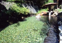 大野天風呂 「川の湯」