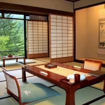 介山荘(一般客室)