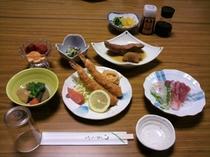 料理例1(ベーシックプラン等)