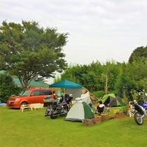 オートキャンプサイト使用例2