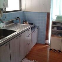 305号室の台所