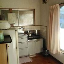 501号室の台所