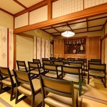 *【神殿】/大山阿夫利神社に参拝する前に、旅の安全を祈願して。