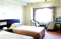客室例:スタンダードツインルーム
