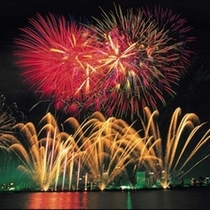 【なにわ淀川花火大会】2012年8月4日(土)開催 会場まで徒歩20分程度