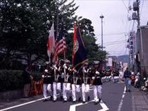 黒船祭パレード