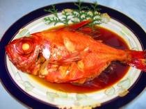 下田産金目鯛姿煮