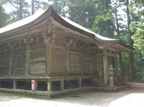 阿弥陀堂(国の重要文化財)
