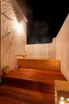 2階洋室E室 温泉露天風呂付ツインルーム