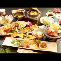 -hana-華 お料理の一例