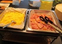 朝食バイキング 洋食コーナー