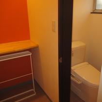 限定4部屋 トイレ付きの部屋