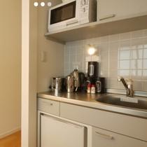 スタジオルーム 簡易キッチン
