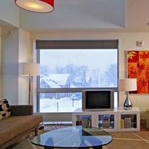 リビングルーム一例~冬景色~