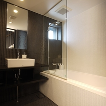 キラキラ バスルーム