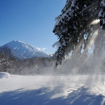 冬景色(山)