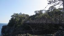 城ヶ崎つり橋②