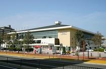 【福岡国際センター】当ホテルよりバスで15分。バスも5分に1本ペース。