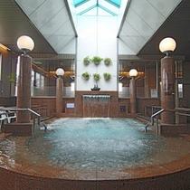 【イオンジャグジー】広〜いお風呂で温泉三昧をお楽しみ下さい。
