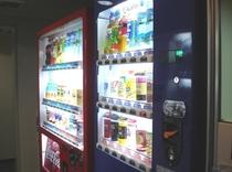 ジュース自動販売機