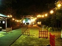 熊野三所神社(大晦日)