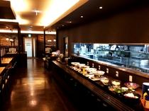 バイキングレストラン「SHIDAKA」