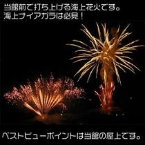 川奈いるか浜花火大会