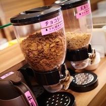 朝食(コーンフレーク)