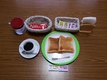 サービス朝食イメージ