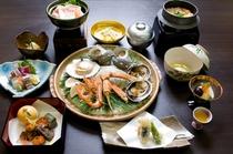 海鮮宝楽焼き